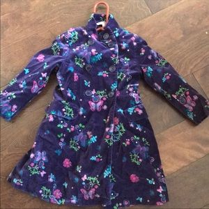 Other - Butterfly Matthew Williamson girls jacket Sz 5